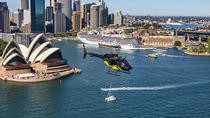 Private Helicopter Tour: 20-Minute Sydney Harbour and Coastal Flight with Transfers, Sydney, Lunch ...