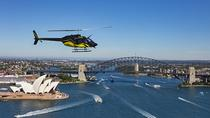 Sydney Helicopter Tour: Super Saver Scenic Flight, Sydney, Private Sightseeing Tours
