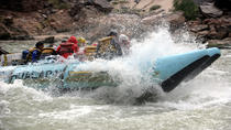 Kør-selv med white water rafting i Grand Canyon, 1-dagstur, Las Vegas, White Water Rafting