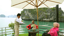 Full Day Halong Bay, Thien Cung Cave, Kayak & Lunch From Hanoi, Hanoi, Day Cruises