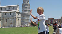 2.5-Hour Skip-the-Line Pisa and Leaning Tower Family Tour, ピサ