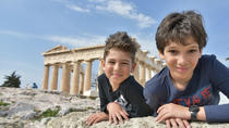 Athens City Highlights, Acropolis and Parthenon Kid-friendly Private Tour, Athens, Kid Friendly ...