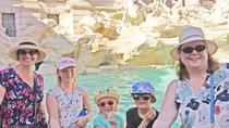 Trevi Fountain Pantheon and Piazza Navona Tour for Kids and Families, Rome, Kid Friendly Tours &...