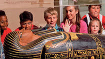 Turin Egyptian Museum Private Tour for Kids and Families, Turín