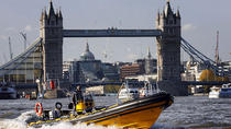 River Thames High-Speed Cruise, London, Dinner Cruises