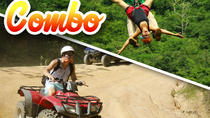 CANOPY and ATV COMBO TOUR 1 ATV with single rider and 1 canopy, Puerto Vallarta, 4WD, ATV & ...