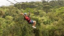6 in 1 Tour: Rainforest Adventures Costa Rica, San Jose, null