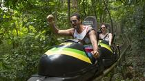Mystic Mountain Bobsled Tour and Dunns River Falls from Falmouth, Montego Bay, Ports of Call Tours