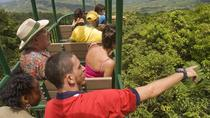 RAINFOREST ADVENTURES AERIAL TRAM PICK FROM PIER, St Lucia, Ports of Call Tours