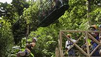 Rainforest Adventures Ultimate 3 Tour With Transfers From Pier, St Lucia, Ports of Call Tours