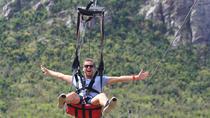 Sky Exp Flying Dutchman Schooner Ride Zip Line w Transfers From Pier, Philipsburg, Ziplines