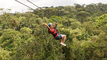 Soualiga Sky Explorer, Sentry Hill Zip Line Adventure with Transfers From Pier, Philipsburg, 4WD, ...