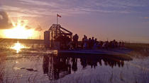 Florida Everglades Night Airboat Tour from Fort Lauderdale, Fort Lauderdale, Airboat Tours
