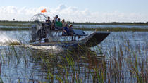 Private Tour: Florida Everglades Airboat Ride and Wildlife Adventure, エバーグレーズ国立公園