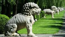 Day Trip to The Great Wall and the Ming tombs a day trip By Van, Beijing, Bus & Minivan Tours