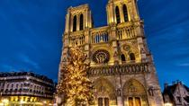 Notre Dame & Christmas Market Small Group Walking Tour, Paris, Christmas