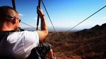 Bootleg Canyon Zipline Tour, Las Vegas, Ziplines