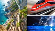 Capri Island and Sorrento Coast Cruise from Rome by Train, Rome, Day Cruises