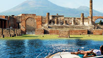 Pompeii and Vesuvius boat tour from Positano, Positano, Day Trips