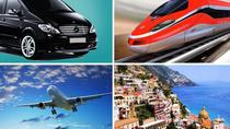 Private Transfer: from Naples (hotel-airport-train station) to Positano (hotel), Naples, Private ...