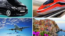 Private Transfer: From Positano (hotel) to Rome (hotel-airport-railway station), Positano, Private ...