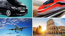 Private Transfer: from Rome (hotel-airport-railway station) to Sorrento (hotel), Rome, Private...