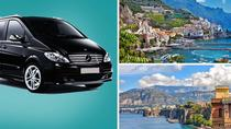 Private Transfer: From Sorrento to Amalfi with hotel pick-up and drop-off, Sorrento, Private...