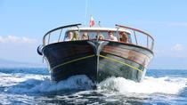 Small Group Sorrento Coast and Amalfi Coast boat tour with Local Host on board, Sorrento, Day ...