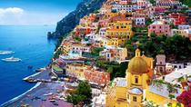 Small Group Sorrento Coast and Amalfi Coast boat tour with Local Host on board