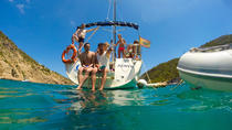 Small-Group Sail Trip from Barcelona Port and Paddle Boarding, Barcelona, Day Cruises