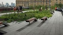 New York High Line Park - Rundgang, New York City, Wanderungen