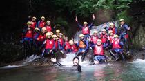 1 day Rafting & Canyoning tour at Minakami, Gunma, Gunma, Climbing