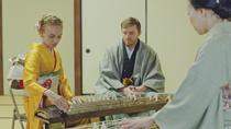 Experience Koto, Traditional Japanese Harp, Hiroshima, Cultural Tours