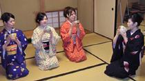 Genuine tea ceremony experience plan, Osaka, Cultural Tours