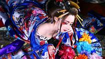 Himetsubaki Plan - Oiran Makeover & Photo Shoot, Kyoto, Photography Tours