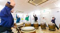Japanese Taiko Drumming Class, Kyoto, Craft Classes