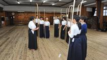 Learn the art of self-defense of samurai in the Edo Period from the acting master of Tendo-ryu, ...