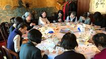 Postcard painting - Shoga experience including lunch in Tokyo, Tokyo, Craft Classes