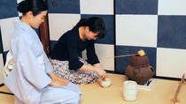 Tea Ceremony experience and Tasting Course, Kyoto, Afternoon Teas