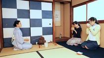 Tea Ceremony Observation and Tasting Course, Osaka, Coffee & Tea Tours