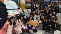 Walking Tour with a Maid from Ueno Ameyoko to Akihabara!, Tokyo, Bus & Minivan Tours