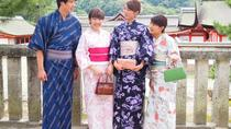 Yukata Rental Plan to Fully Enjoy Summer Trip in Miyajima, Hiroshima, Hiroshima, Cultural Tours