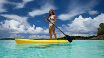 Noleggio Stand up paddleboard a St John, Cruz Bay, Stand Up Paddleboarding