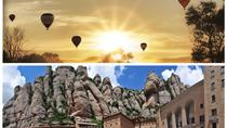 Montserrat Monastery Tour & Hot Air Balloon Flight, Including Transfer, Lunch, Photos, Cava, ...