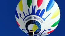 Private Barcelona Balloon 2 Pax including Breakfast in Restaurant and Champagne, Barcelona, Balloon ...