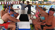 Glass-Bottom Boat and Snorkeling Tour with Beach Break in Cozumel, Cozumel, Snorkeling
