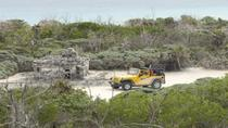 Tour avventura di Cozumel in jeep con snorkeling, Cozumel, 4WD, ATV & Off-Road Tours