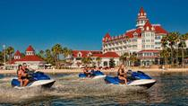 Aventura de jet ski no Disney's Contemporary Resort, Orlando