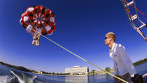 Tandem Parasailing at Disney's Contemporary Resort, Orlando, Waterskiing & Jetskiing
