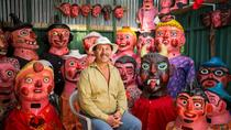 San Jose: Pura Vida Experience Tour: Tapas, traditionele maskers en Escazu Visit, San Jose, Walking Tours
